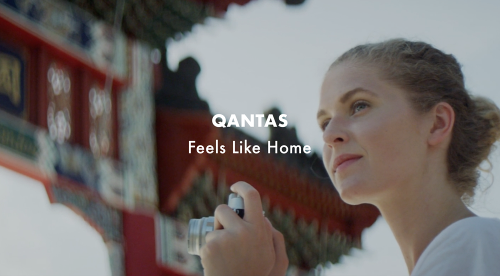 Qantas - Feels Like Home