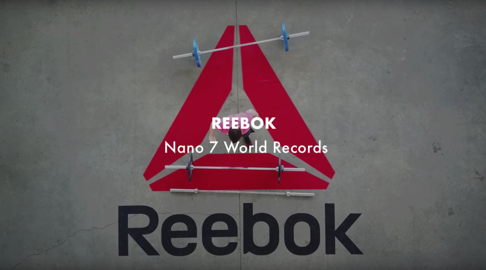 Reebok -  CrossFit Nano 7 Powers New World Records