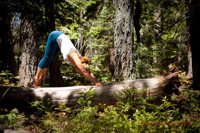 "REDISCOVER THE ELEMENT OF PLAY: TAKE YOUR YOGA INTO NATURE Posted by admin on 9/18/13 in Adventure All too often, we think of yoga as something we need a mat for.  That we need a 10-class card, a hardwood floor, and an experienced teacher to guide us through our 90-min practice in order to check 'yoga' off our to-do list. While none of that hurts, of course, we know that in our hearts yoga encompasses much more than that, yet we don't often indulge ourselves in something that feels like 'yoga' when we are in a different context than our home studio.  Sure, it might feel a bit weird to do a sun salute in the conference room, or to travel to work in tree pose on the A train, but when was the last time you were on a hike and busted out your down dog to waggle your tail's ""Hello!"" to the sun and sky?  Nature is the one canvas that practically begs for your yogic contribution, and at Wanderlust, we are fortunate to have Heather Hollander on duty to bring you into a state of mind where you can freely explore what your body is craving whilst soaking in the serenity of the outdoors in her 'Nature. Yoga. Play.' classes. READ MORE..."