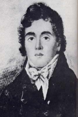 Beau Brummell in 1815