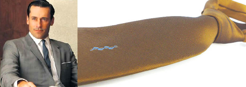 Premium authentic Old School Icon skinny tie. These ties are easy to get addicted to. Gram 'em when you see 'em.