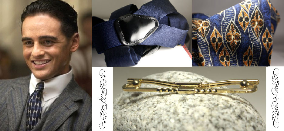 Our store ( ModernRenaissanceMan ) offers a great selection of premium silk neckties, collar bars, cufflinks, tie bars, pocket squares & Our innovative invention: The Mag TAK. A magnetic tie tack that you can wear on your tie, lapel or hat!