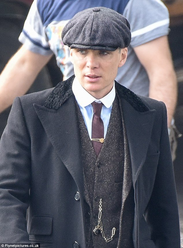 Cillian Murphy says the new season is 'the best yet'. Filming is complete.Season 4 expected to return in October. Tom Hardy is back, and Adrien Brodie and Aidan Gillan will be joining the cast. Season 5 ordered too!   Check out our gallery with  Peaky Blinders  inspired accessories and blog on the  History of the Peaky Blinders .