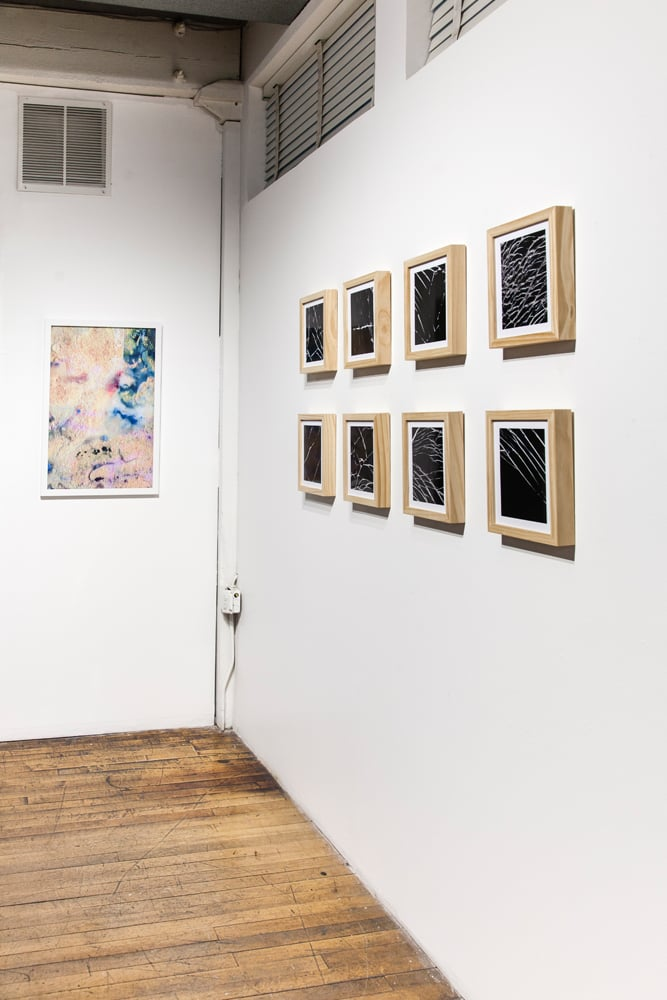 Immediate Experience , Contemporary Art Center of Peoria, Peoria, IL, June 2015  Photo courtesy: Anastasia Samoylova