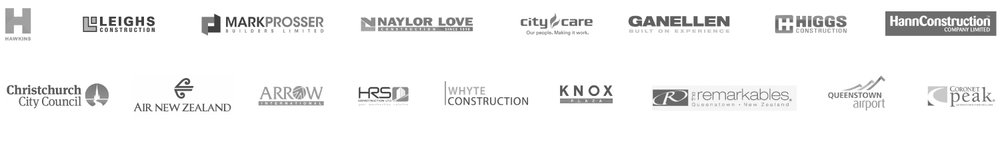 Completed projects & partners