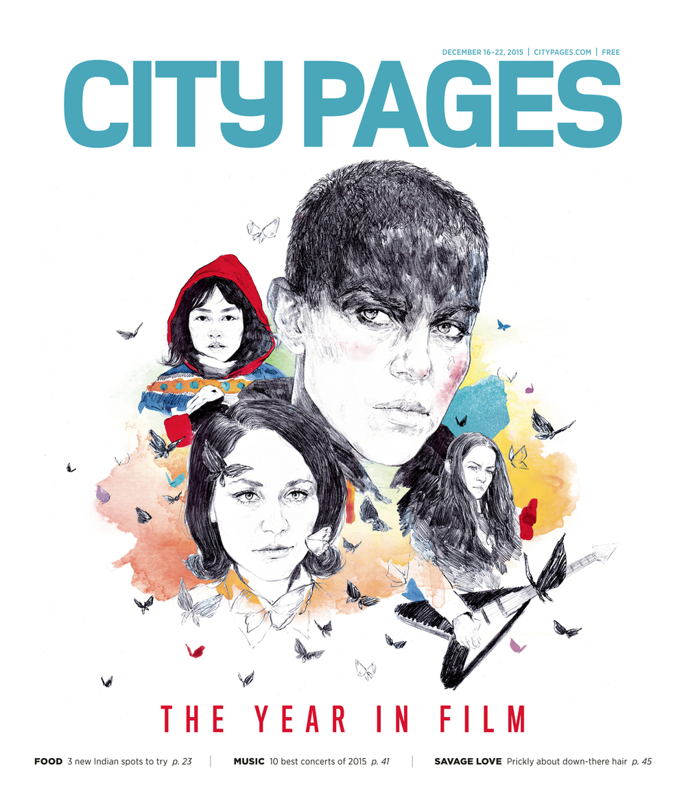'year in film' issue