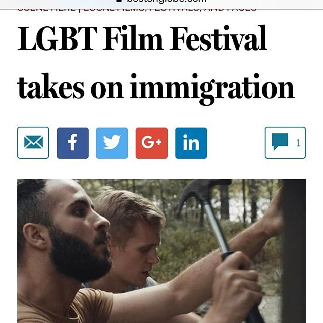 Pinsky gets a shout in the @bostonglobe. Link in bio. See you April 6 at the MFA in Boston for @wickedqueer !