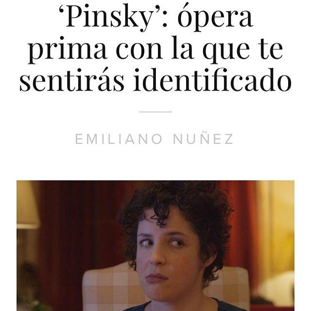 @pinskythemovie just screened at Mexico Jewish Film festival. @ficjm! Full article in bio! #film #pinsky #festival #filmfestival #mexico #mexicocity #2019
