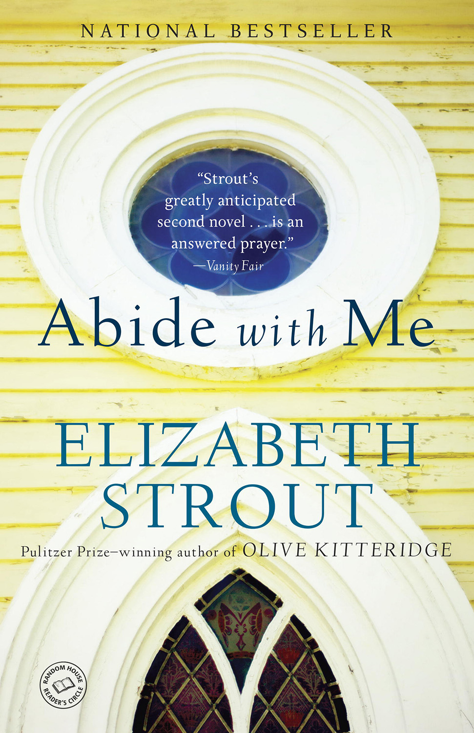 abide with me elizabeth strout summary