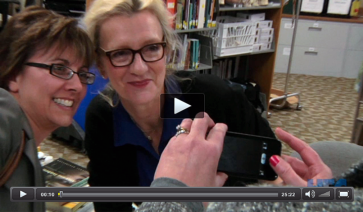 HEC-TV: Maryville Talks Books: One on One with Elizabeth Strout