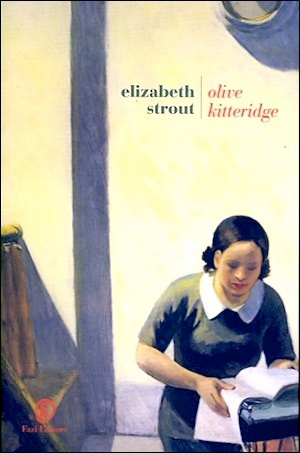 Italian edition of Olive Kitteridge, published by Fazi.