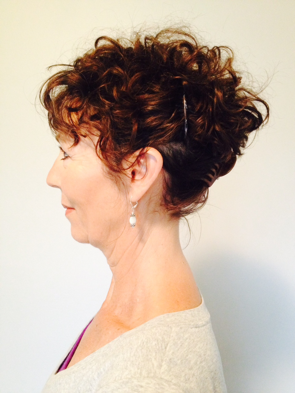 Aligned neck= more circulation, less tension, better moods!