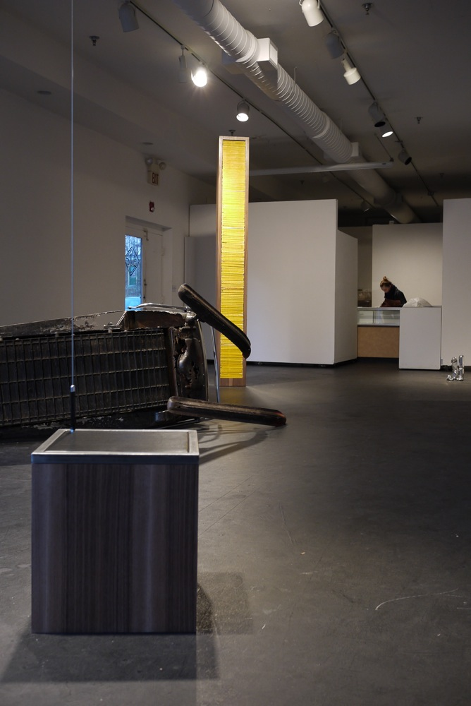 Realistic Weather, solo show, ADA Gallery, 2010