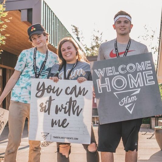 You belong here!!! 🙌🏻 see you at 7pm Wednesday nights!!!