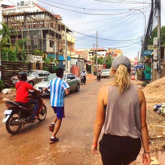 04•06•17 Last full day in Cambodia.