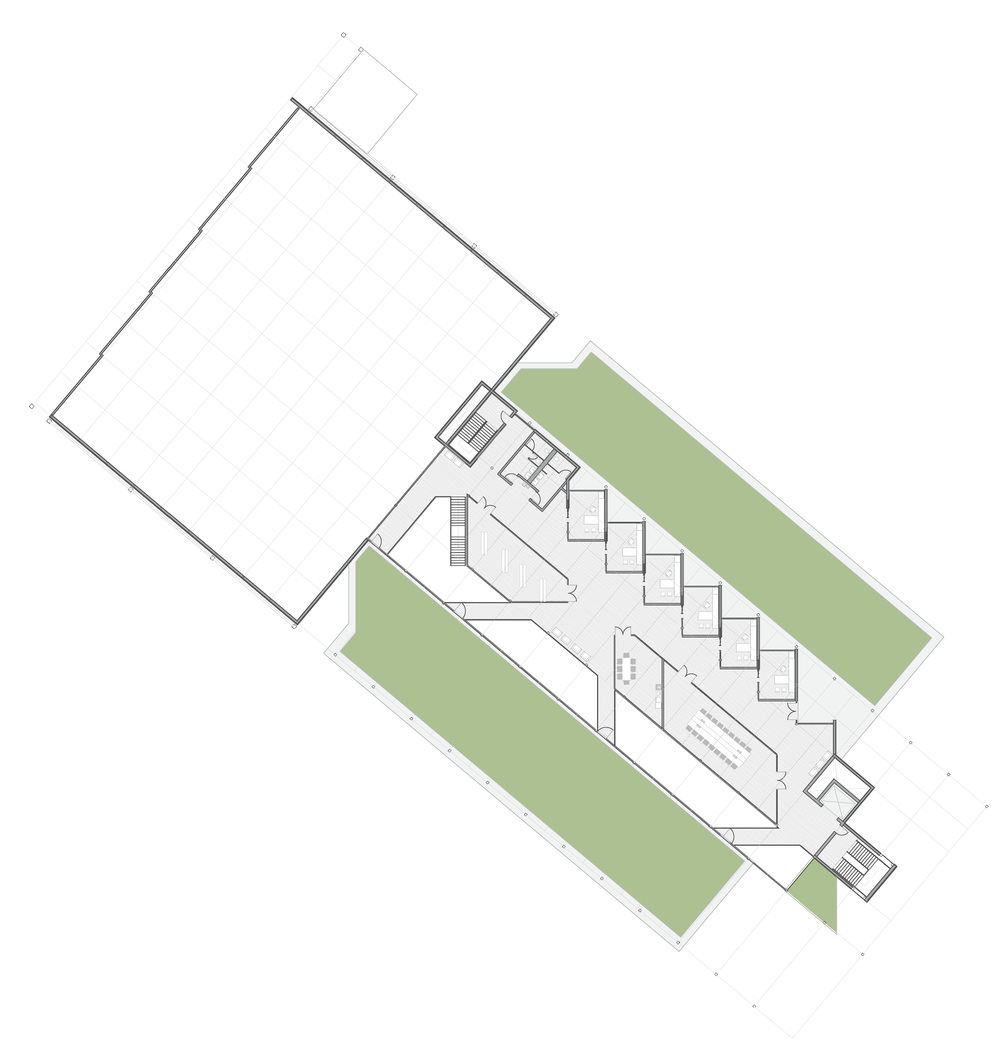 Upper Level Plan
