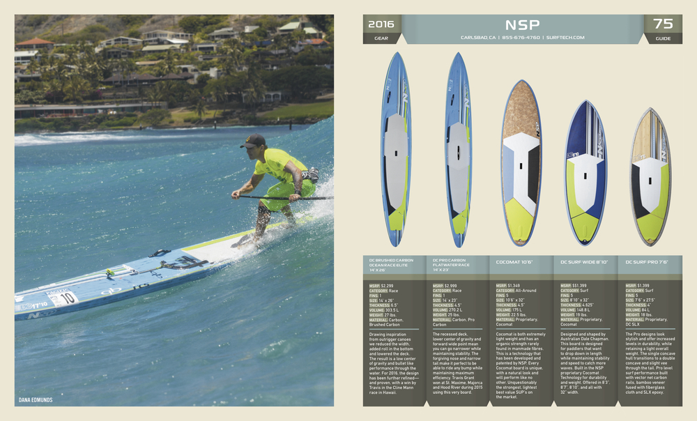 NSP in SUP the MAG