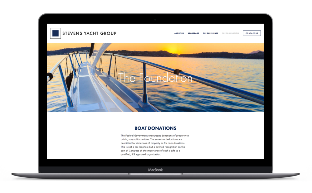 Portfolio---Stevens-Yacht-Group---Website---The-Foundation.png