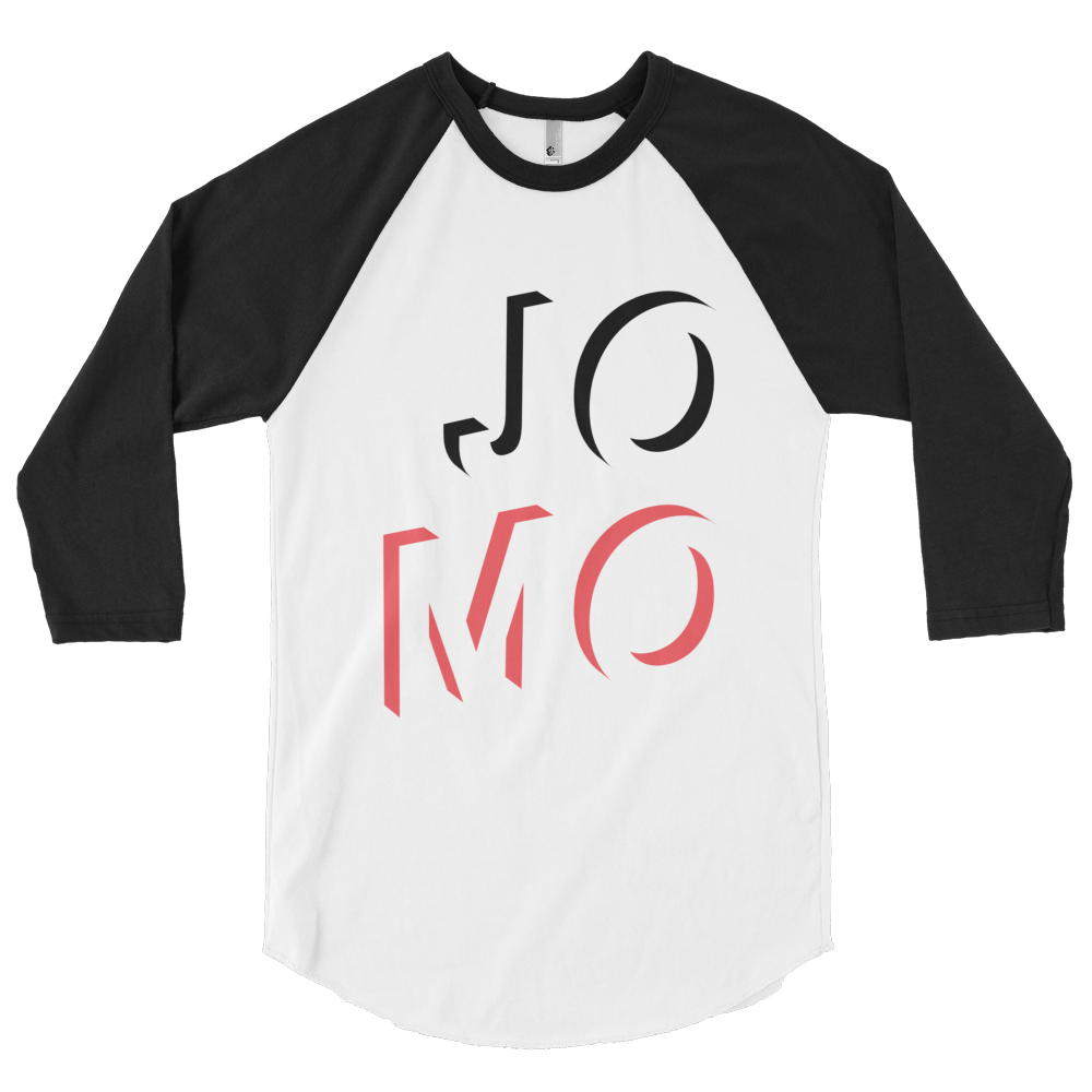 JoMo - Knockout - Raglan - White Black.png