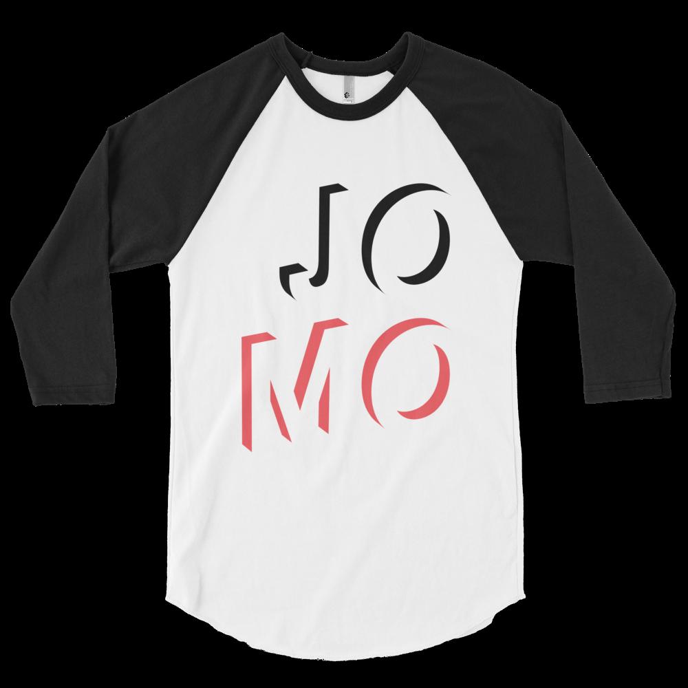 JoMo - Knockout - Raglan - White Black.png