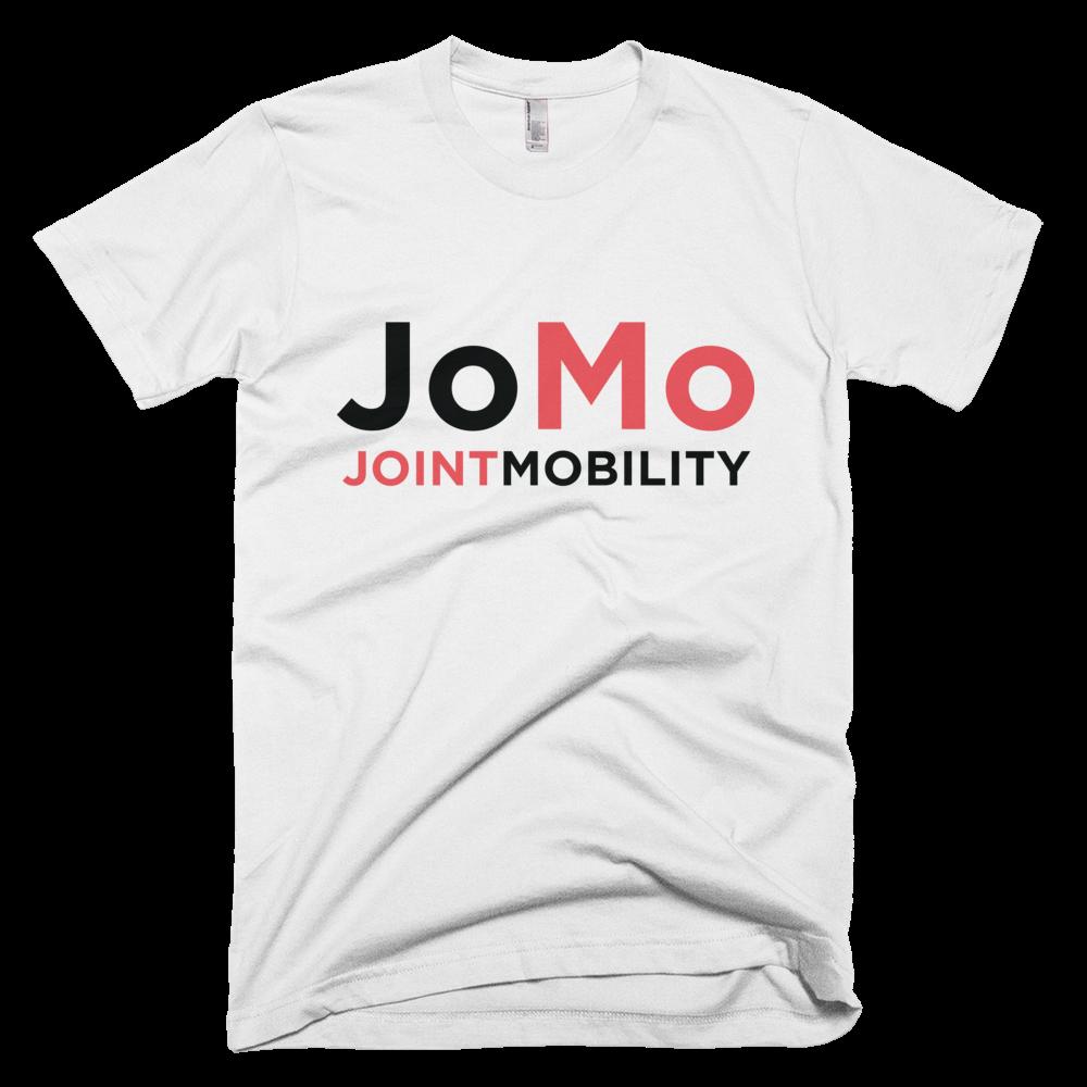 JoMo - JoMo Logo - Shirt - White.png