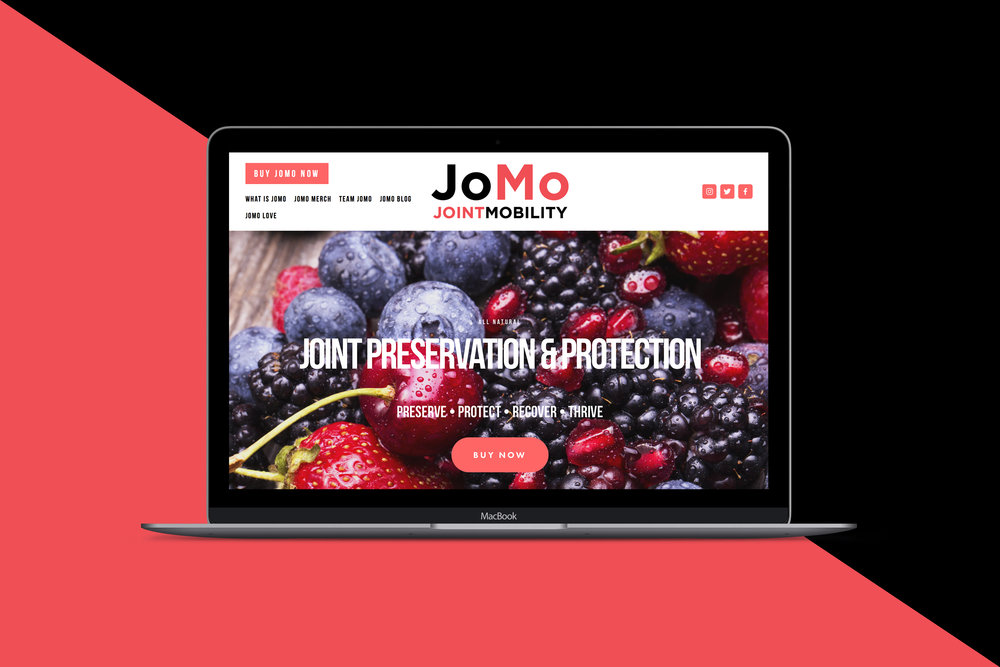 JoMo Nutrition  - June 2017 - Current