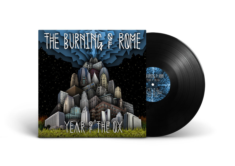 The Burning Of Rome  Year Of The Ox