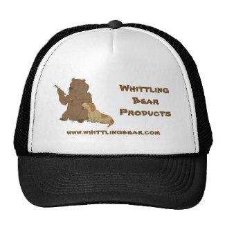 Whittling Bear Hat