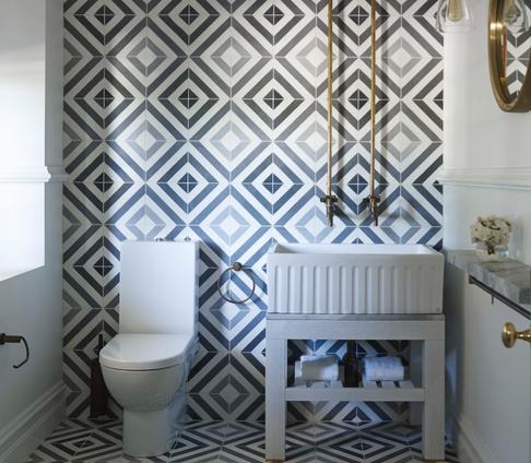 Greg Natale Design Bathroom Project