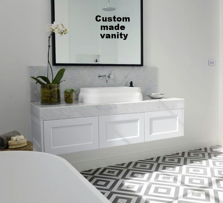 Custom Bespoke Bathroom Joinery
