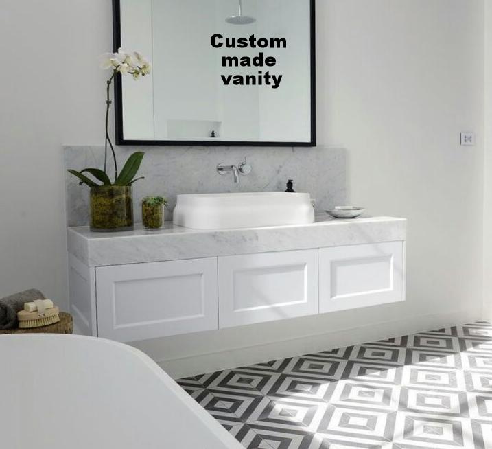 Custom Bespoke Bathroom Joinery