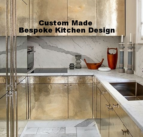 Custom Made Bespoke Kitchen Design