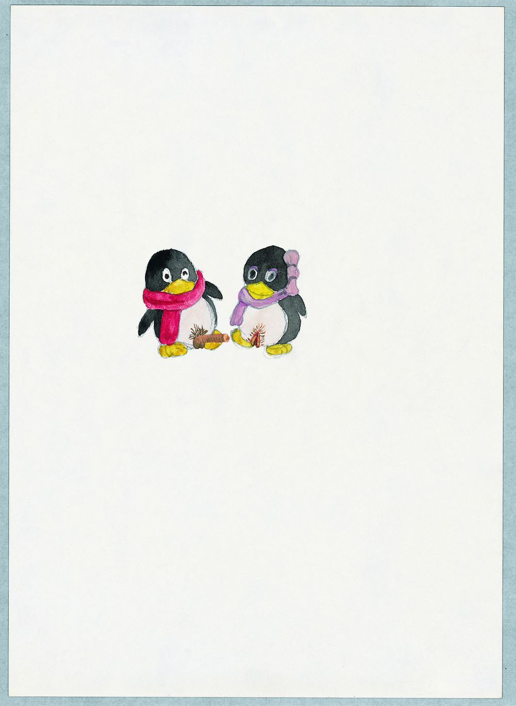 Cao Yingbin 曹应斌, Make Love 做爱, 2009 Watercolor on paper 纸上水彩, 27 x 19 cm