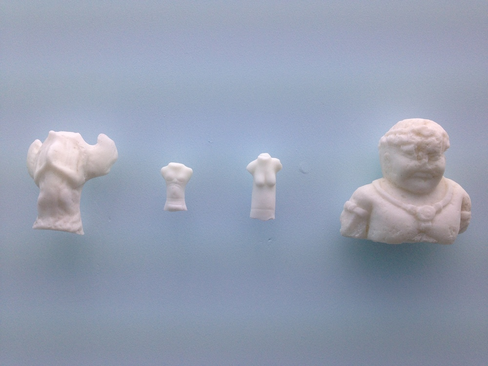 Ni Youyu 倪有鱼, Zilch 泡影, 2013, Detail 细节