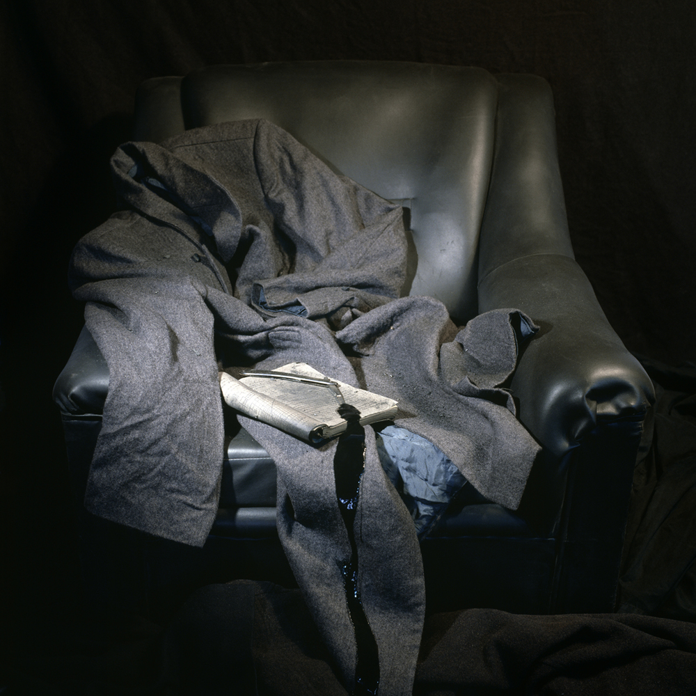 Chen Wei 陈维, The Augur's Game No.2, 2007, Archival inkjet print 收藏级艺术微喷, 80 x 80 cm