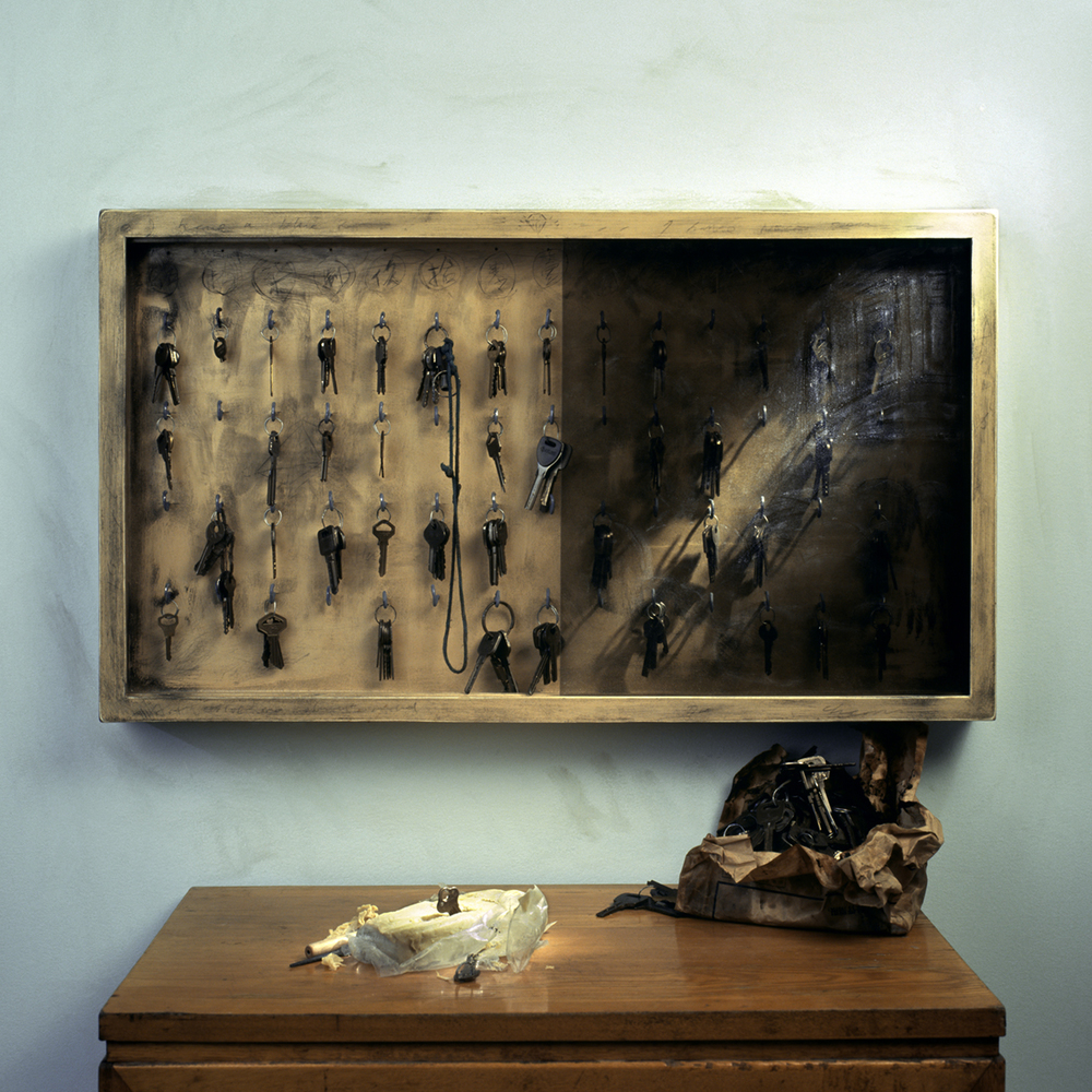 Chen Wei 陈维, The Augur's Game No.4, 2007, Archival inkjet print 收藏级艺术微喷, 80 x 80 cm