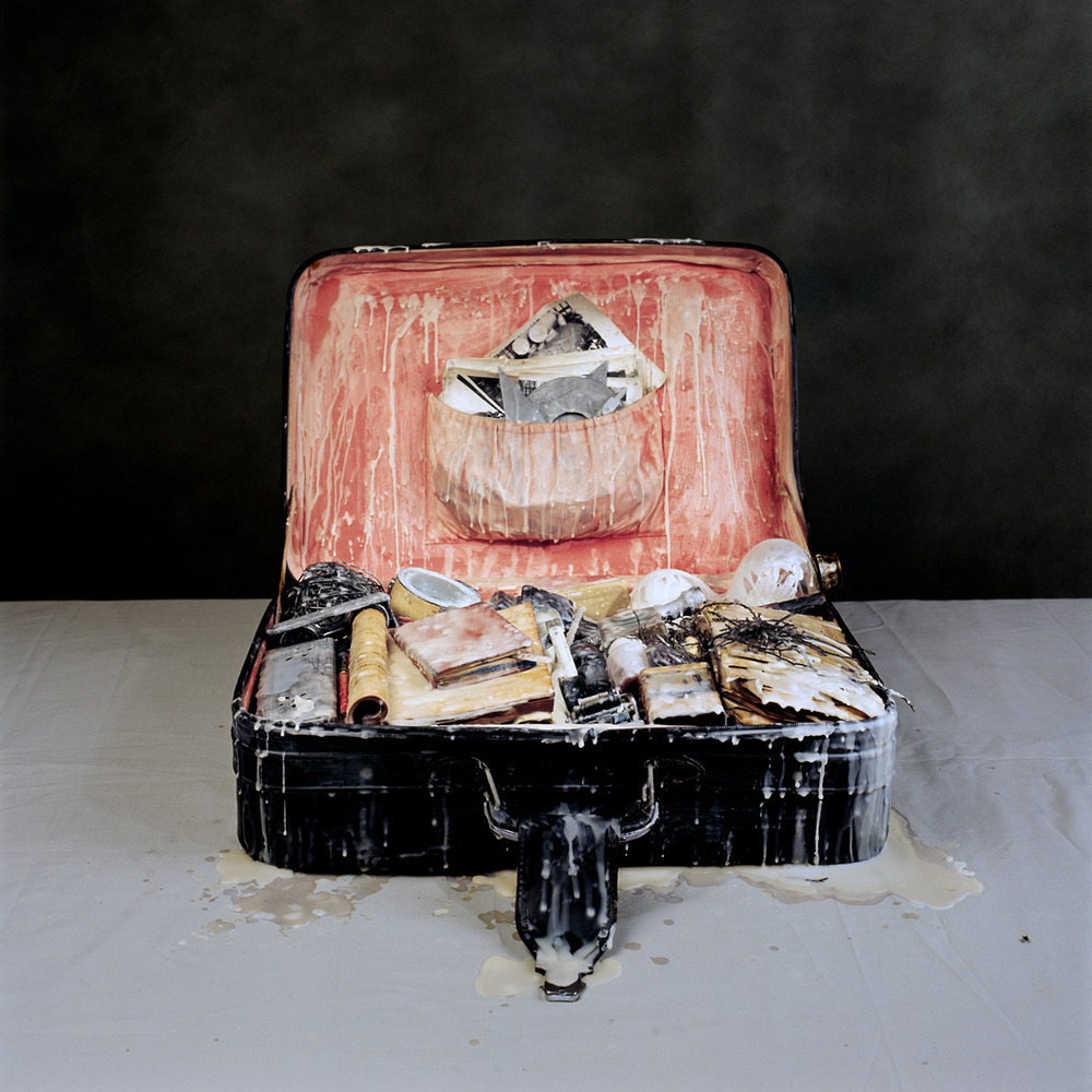 Chen Wei 陈维, The Augur's Game No.6, 2007, Archival inkjet print 收藏级艺术微喷, 80 x 80 cm