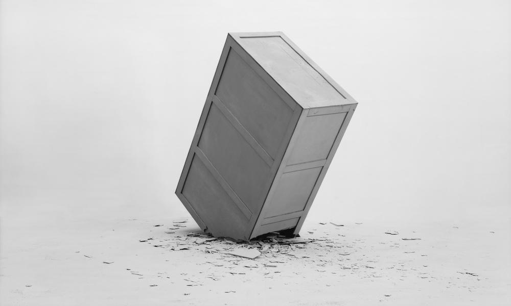 Ji Zhou 计洲, Dust No.9 尘之九, 2012, Ultra Giclee 艺术微喷, 120 x 200 cm