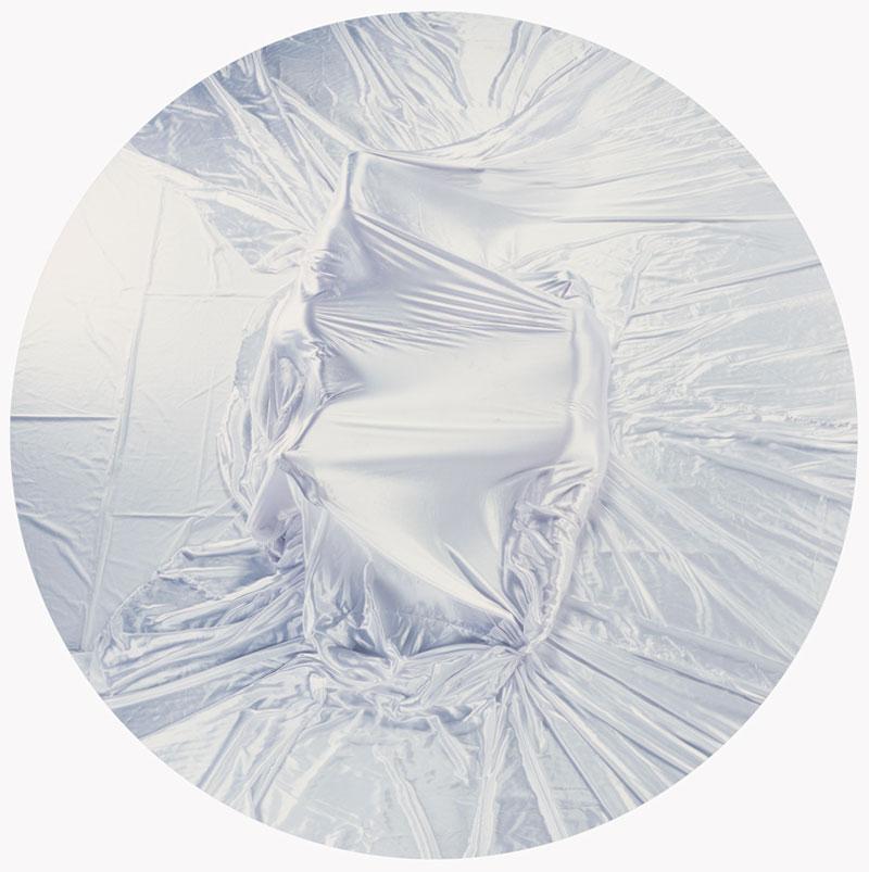 Jiang Zhi 蒋志, Sleepless No.3 无眠之三, 2007, C-print 艺术微喷, Dia 125 cm