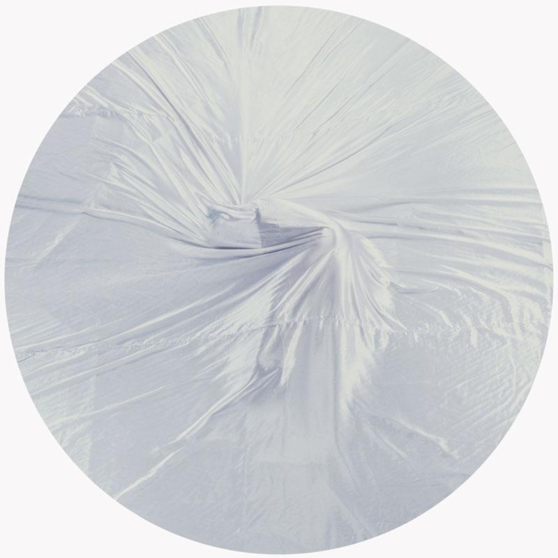 Jiang Zhi 蒋志, Sleepless No.1 无眠之一, 2007, C-print 艺术微喷, Dia 125 cm