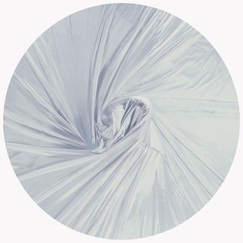 Jiang Zhi 蒋志, Sleepless No.2 无眠之二, 2007, C-print 艺术微喷, Dia 125 cm