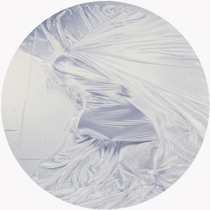Jiang Zhi 蒋志, Sleepless No.4 无眠之四, 2007, C-print 艺术微喷, Dia 125 cm