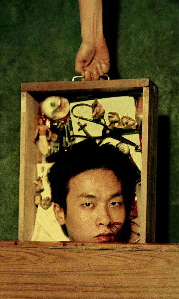 Jiang Zhi 蒋志, Object in Drawer No.2 屉中物之二, 1997, C-print 艺术微喷, 150 x 100 cm