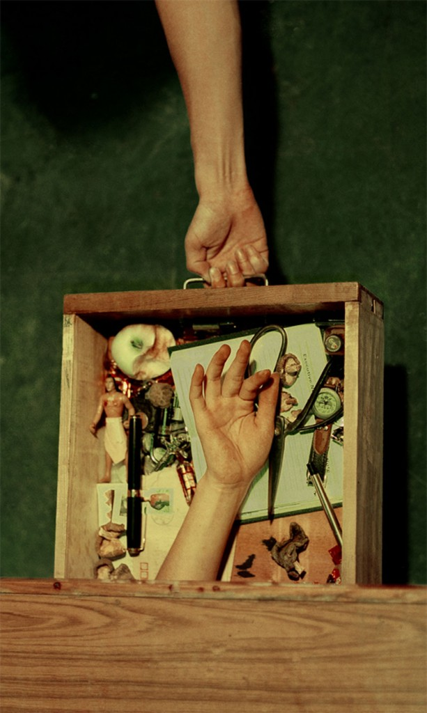 Jiang Zhi 蒋志, Object in Drawer No.3 屉中物之三, 1997, C-print 艺术微喷, 150 x 100 cm