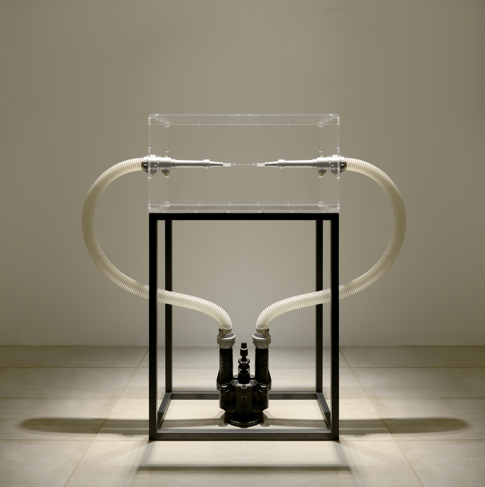 Gao Lei 高磊, J-712, 2012, Mixed media installation 综合材料装置, 170 x 100 x 50 cm
