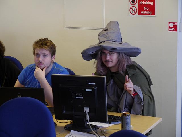 Coding Wizard...