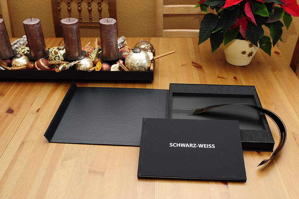 Cinebook - Projekt Schwarz-Weiss