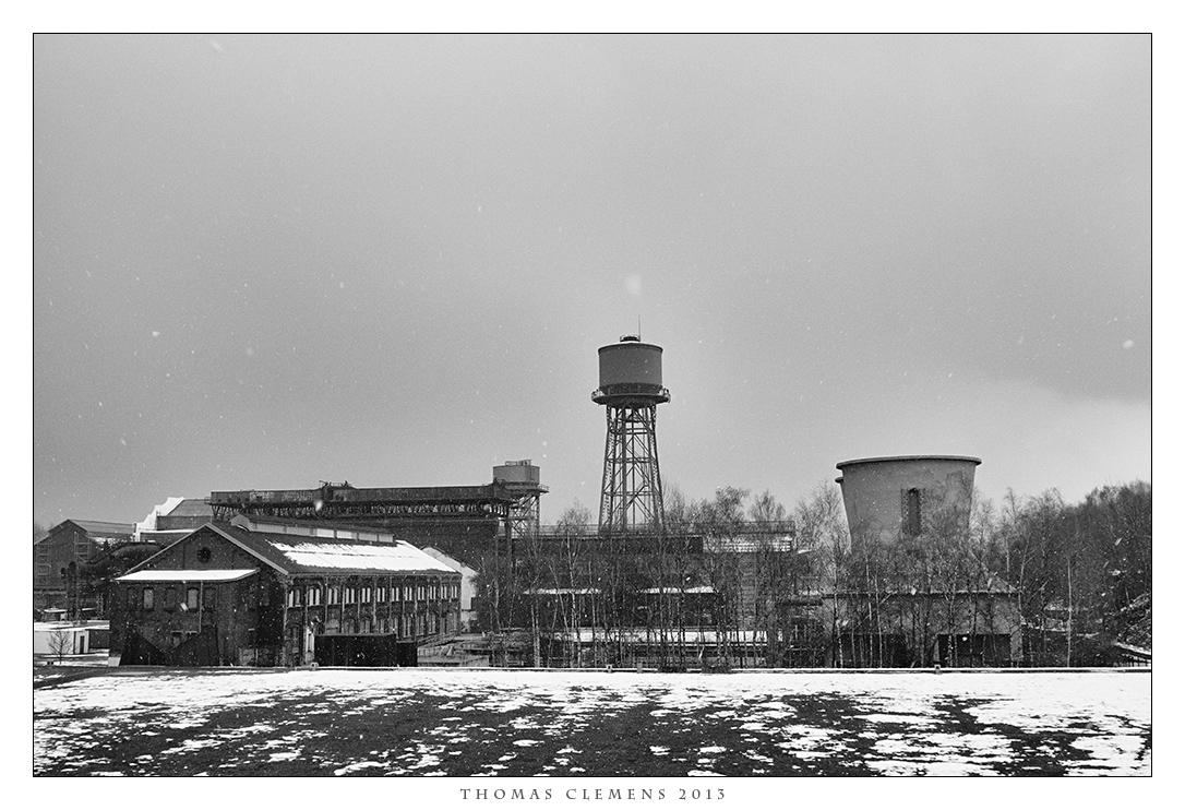 Bochum Westpark - Tristesse