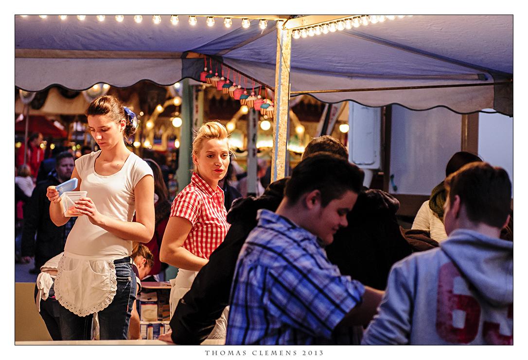 Jahrhunderthalle - Historischer Jahrmarkt