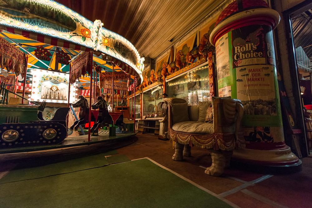 Markt- und Schaustellermuseum
